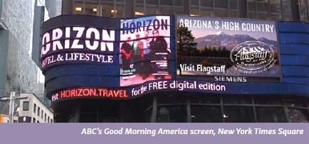 Another Banner Year for Flagstaff Tourism