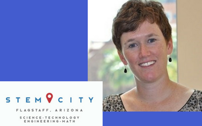 Q&A: STEM City Executive Director Brigid Dineen