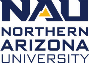Northern Arizona University vertical logo